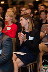 The Spirit of Entrepreneurship event presented by Megan Quinn, held for Deakin University Alumni at the Establishment Ballroom in Sydney.<br /> <br /> Photos by Robert Catto, taken on Wednesday 25  May, 2016.