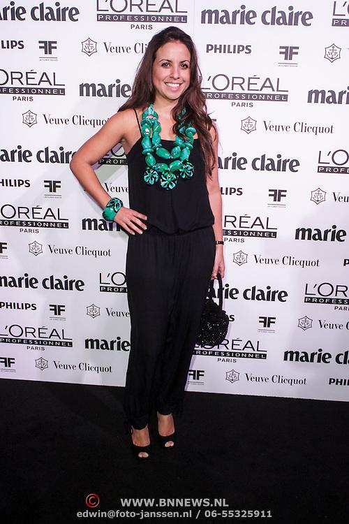 NLD/Amsterdam/20150119 - De Marie Claire Prix de la Mode awards, Elizabeth Kooij