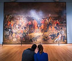The Battle of Waterloo, Jan Willem Pieneman, 1824 - Rijksmuseum