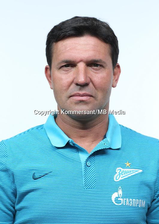 Portraits, Zenit St Petersburg, August 2016, Russian Premier League