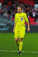 Stephanie FRAPPART  - 20.12.2014 - Brest / Ajaccio - 18eme journee de Ligue 2 <br /> Photo : Vincent Michel / Icon Sport