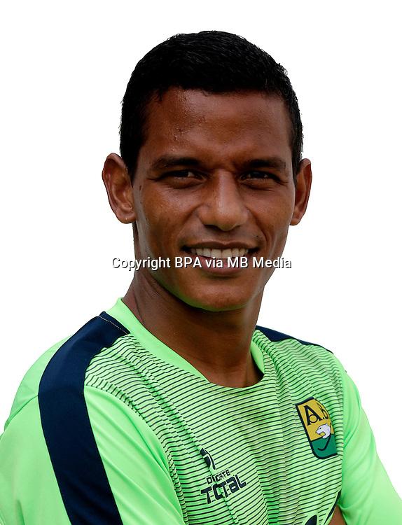 Colombia League - Liga Aguila 2015-2016 - <br /> Club Atletico Bucaramanga - Colombia / <br /> Diego Armando Amaya Solano