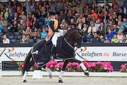 Denise Nekeman - Boston STH<br /> Nederlands Kampioenschap Young Riders 2015<br /> © DigiShots