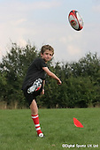 Saracens Summer Kicking Camp. Old Albanians RFC. Weds 29-8-07