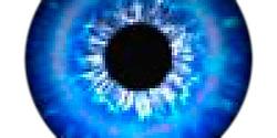 Blue eye iris eye iris