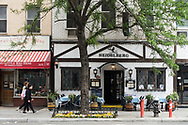 The Heidelberg Cafe and Two Little Red Hens bakery on 2nd Avenue between 85th and 86th street