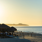 El Medano beach. Cabo San Lucas Bay. BCS.