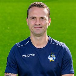 Matt James - Ryan Hiscott/JMP - 14/09/2018 - FOOTBALL - Lockleaze Sports Centre - Bristol, England - Bristol Rovers U18 Academy Headshots and Team Photo