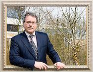 Nederland, Den Haag, 20060411..Willem de Gooyer..Algemeen directeur/bestuurder van Compaan.