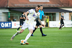 Alexandru Cretu of NK Maribor during football match between NŠ Mura and NK Maribor in semifinal Round of Pokal Telekom Slovenije 2018/19, on April 24, 2019 in Fazanerija, Murska Sobota, Slovenia. Photo by Blaž Weindorfer / Sportida