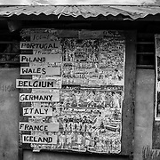 Entertainment Centre. John Logan Town, Liberia.