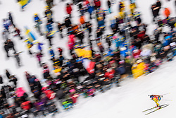 March 16, 2019 - –Stersund, Sweden - 190316 Linn Persson of Sweden competes in the Women's 4x6 km Relay during the IBU World Championships Biathlon on March 16, 2019 in Östersund..Photo: Petter Arvidson / BILDBYRÃ…N / kod PA / 92268 (Credit Image: © Petter Arvidson/Bildbyran via ZUMA Press)