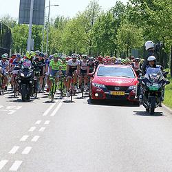 08-05-2016: Wielrennen: Giro: ArnhemARNHEM (NED) wielrennenDe tweede etappe van de voerde het peloton door de over Betuwe en de Liemers.