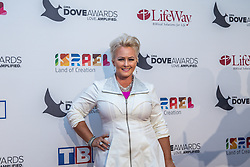 October 11, 2016 - Nashville, Tennessee, USA - Lisa Wright at the 47th Annual GMA Dove Awards  in Nashville, TN at Allen Arena on the campus of Lipscomb University.  The GMA Dove Awards is an awards show produced by the Gospel Music Association. (Credit Image: © Jason Walle via ZUMA Wire)