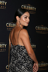 Vanessa Hudgens attends The Celebrity Experience held at Universal Hilton Hotel on August 12, 2018 in Universal City, California. 12 Aug 2018 Pictured: Vanessa Hudgens. Photo credit: @parisamichelle / MEGA TheMegaAgency.com +1 888 505 6342