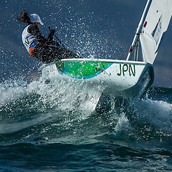 2016 RIO Olympic Sailing Day5