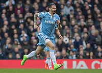 Football - 2016 / 2017 Premier League - Tottenham Hotspur vs. Stoke City<br /> <br /> Geoff Cameron of Stoke City at White Hart Lane.<br /> <br /> COLORSPORT/DANIEL BEARHAM