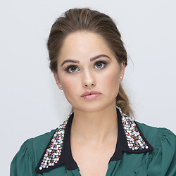 August 10, 2018 - Hollywood, CA, USA - Debby Ryan stars in the TV series Insatiable  (Credit Image: © Armando Gallo via ZUMA Studio)