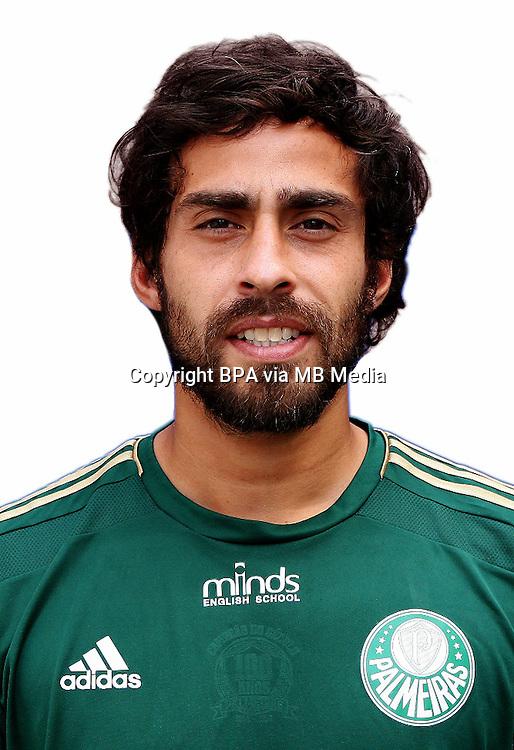 Brazilian Football League Serie A /<br /> ( Sociedade Esportiva Palmeiras ) -<br /> Jorge Luis Valdivia Toro