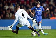 20121002 FC Nordsjælland - Chelsea FC, Champions League