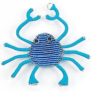 Crab; Blue