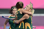 Women's Hockey: South Africa v Argentina 29 July 2011