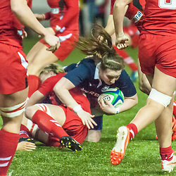 Scotland v Wales | Womens' Six Nations | 14 February 2015