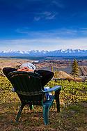 Relaxing, Wrangell - St. Elias Park, Alaska