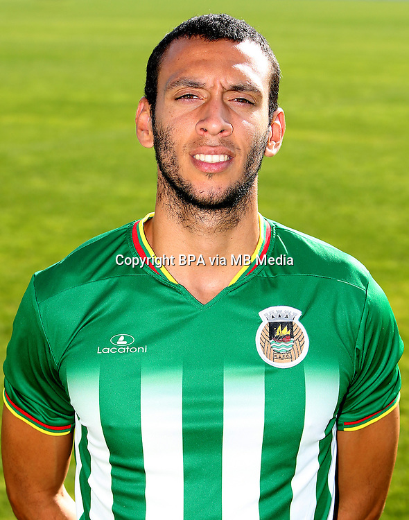 "Portugal - Primera Liga NOS 2015-2016 /  <br /> ( Rio Ave FC ) - <br /> Roderick Jefferson Goncalves Miranda "" Roderick Miranda """