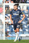 Leeds United midfielder Kalvin Phillips (23) during the EFL Sky Bet Championship match between Blackburn Rovers and Leeds United at Ewood Park, Blackburn, England on 20 October 2018.