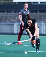 AMSTELVEEN - Eva de Goede (A'dam)  tijdens de  training van de dames van Amsterdam (AH&BC) voor de eerste competitiewedstrijd. COPYRIGHT KOEN SUYK