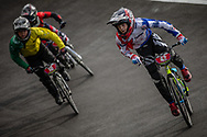 Cruiser - 12 & Under Men #42 (WORTH Wyatt) USA at the 2018 UCI BMX World Championships in Baku, Azerbaijan.