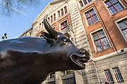 Amsterdam Exchange, Börse, Amsterdam, Holland, Niederlande