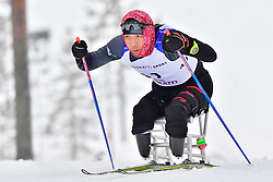 MORI Hiroaki, JPN, LW12 at the 2018 ParaNordic World Cup Vuokatti in Finland