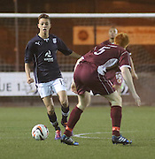 Thomas Carberry - Stenhousemuir v Dundee, SPFL Reserve League Cup at Ochilview<br /> <br /> <br />  - &copy; David Young - www.davidyoungphoto.co.uk - email: davidyoungphoto@gmail.com