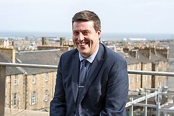 Pictured: Jamie Hepburn<br /> Business Minister Jamie Hepburn commented on labour market statistics during his visit to Elder House to see progress on the St James project.  He met Rochelle Burgess, Associate Director at Savills and Mike Prentice, executive Director of the CRBE retail development team.<br /> <br /> Ger Harley | EEm 11 September 2018