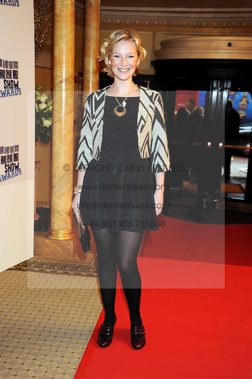JOANNA PAGE at the 2009 South Bank Show Awards held at The Dorchester, Park Lane, London on 20th January 2009.