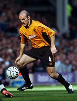 Fotball<br /> Liverpool v Wolves<br /> 29. mars 2004<br /> Foto: Digitalsport<br /> Norway Only<br /> Alex Rae, Wolves