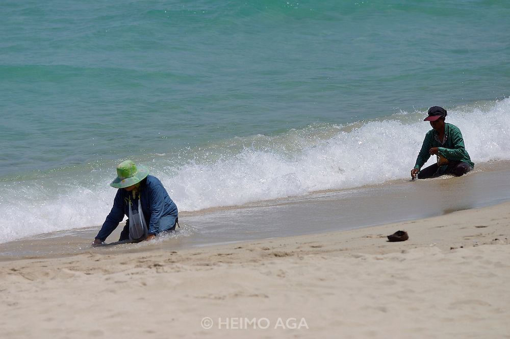 Hat Chaweng (beach). Central Samui Beach Resort.