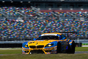 January 22-25, 2015: Rolex 24 hour. 97, BMW, Z4, GTD, Markus Palttala, Michael Marsal, Andy Priaulx, Boris Said