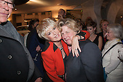 GLORIA HUNNIFORD;; SANDI TOKSVIG; , BULLY BOY by Sandi Toksvig, St. James Theatre, 12 Palace Street, London. 19 September 2012