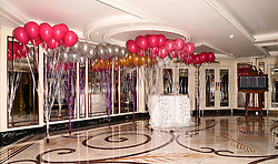 The Breast Cancer Now Pink Ribbon Ball held at The Dorchester Hotel, Park Lane, London on Saturday 9 October 2016