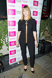 © Licensed to London News Pictures. Kate Garraway attends the CAKO & CAKO Kids press launch at Sanctum Soho Hotel in Chelsea, London, UK on 10 December 2013. Photo Credit: Raimondas Kazenas/LNP