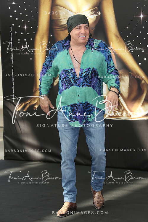 "MONTE-CARLO, MONACO - JUNE 11:  Steven Van Zandt attends ""Lilyhammer"" photocall at the Grimaldi Forum on June 11, 2014 in Monte-Carlo, Monaco.  (Photo by Tony Barson/FilmMagic)"
