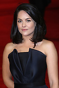 October 28, 2015 - Sarah Greene attending 'Burnt' European Premiere at Vue West End, Leicester Square in London, UK.<br /> ©Exclusivepix Media