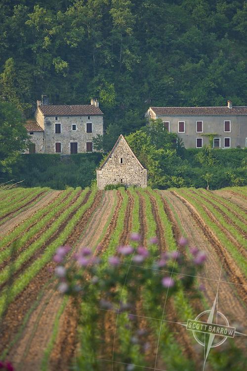St. Cirq Lapopie, Central France