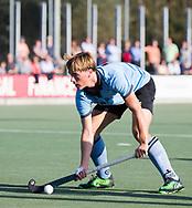 WASSENAAR - Jorrit Croon (HGC)  tijdens  de hoofdklasse hockeywedstrijd HGC-Den Bosch (3-2). COPYRIGHT KOEN SUYK