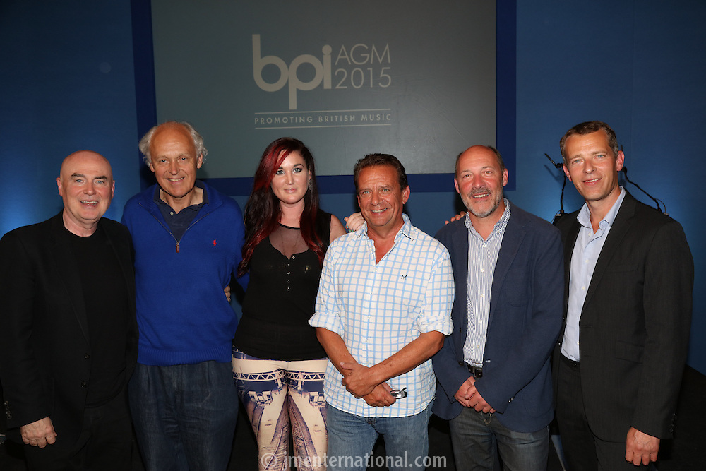 BPI AGM and Party 2015, Riverside Rooms, County Hall, London.