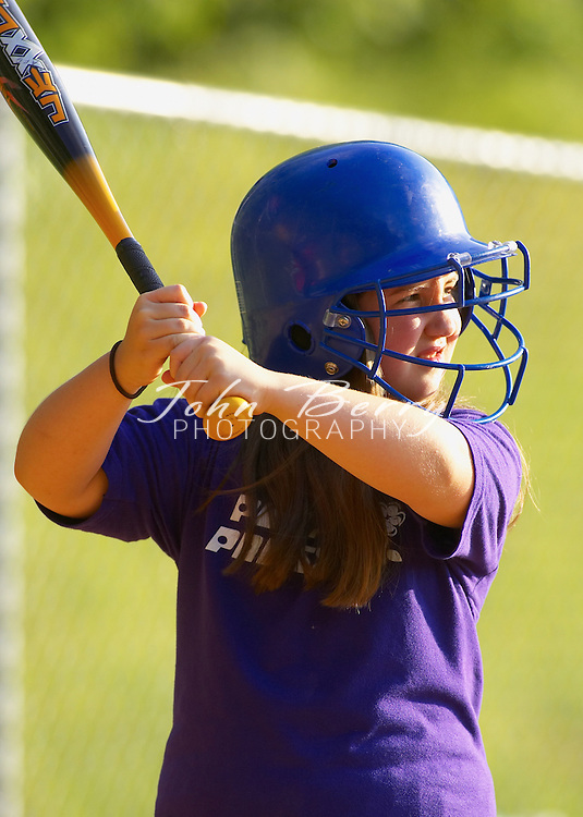 MPR Instructional Softball, Ladybugs vs Purple Pansies, June 13, 2005