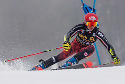 GAGNON Marie-Michele of Canada competes during  the 6th Ladies'  GiantSlalom at 55th Golden Fox - Maribor of Audi FIS Ski World Cup 2018/19, on February 1, 2019 in Pohorje, Maribor, Slovenia. Photo by Matic Ritonja / Sportida